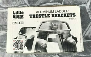 Little Giant Trestle Brackets For Revolution And Xtreme Ladders 56212 New
