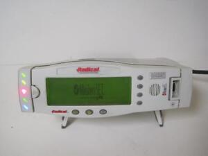 Masimo Radical Signal Extraction Pulse Oximeter W rds 1 Docking Station V4 Works