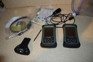 Tds Tripod Data Systems Recon Trimble 789 0026 xxq Data Collector Lot Of 2