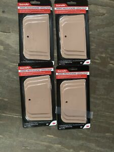 3m Bondo 357 Spreader Contains 3 Different Spreader Sizes Lot Of 4