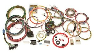 Painless Wiring 10205 27 Circuit Classic Plus Customizable Chassis Harness