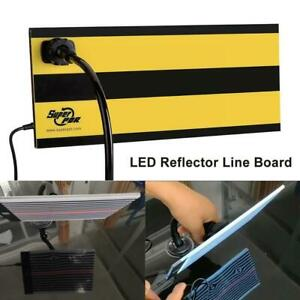 Pdr Tool Led Reflector Line Board Light Paintless Dent Removal Tool For Car Us