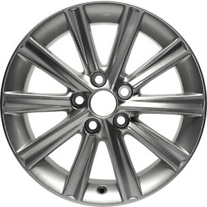 New 17 Alloy Wheel Rim For 2012 2013 2014 Toyota Camry