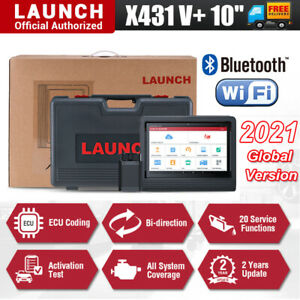2020new Launch X431 V 4 0 Pro Obd2 Scanner Bidirectional Diagnostic Scan Tool