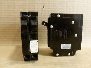 Crouse hinds Murray Type Mh Mh2020 20 Amp 2 Pole Twin Circuit Breaker Mp2020