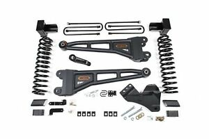 Bds Suspension 1520h 4 Lift With Radius Arms For F250 F350 Powerstroke 3 Leaf
