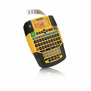 Dymo Industrial Label Maker Rhino 4200 Label Maker Time saving Hot Keys Prin