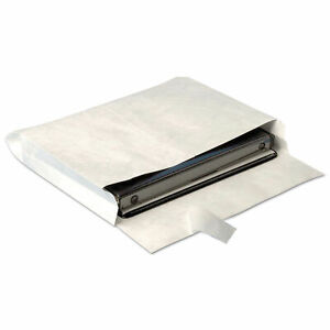Quality Park Tyvek Booklet Expansion Mailer White Carton Of 100