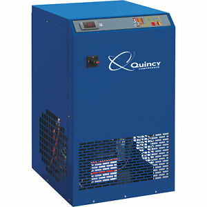 Quincy Non cycling Refrigerated Air Dryer 250 Cfm 460 Volt 3 Phase