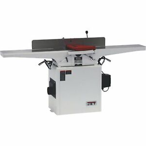 Jet 8in Closed Stand Jointer 2 Hp 230 Volt 1 Phase Model Jwj 8cs