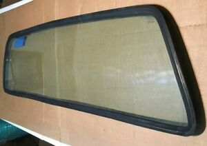 95 96 97 98 99 00 01 02 03 04 Toyota Tacoma Rear Solid Glass