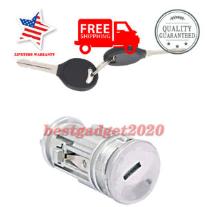 Ignition Switch Lock Cylinder W 2keys 703719 For Jeep Cherokee Commander Liberty