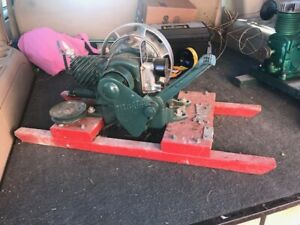 Maytag Model 92m Multimotor Hit Or Miss Engine 1927 1937 On Wood Sled