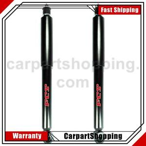 2 Focus Auto Parts Shock Absorber Rear For Geo Tracker