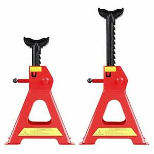 Cartman 2 Ton Jack Stands With Outer Foot Pad Sold In Pairs
