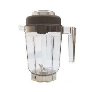 Vitamix 15641 32 Oz Blending Station Container W ice Blade No Lid