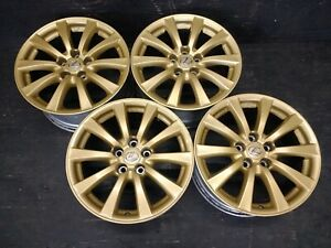 Lexus Is250 Is350 Es Gs Hs Isf Ls Sc Rx 330 400 430 450 Rx Wheels Rims Caps 17