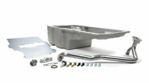 Holley 302 2 Ls Engine Swap Oil Pan Ls1 Lsx Camaro Nova F body extra Clearance