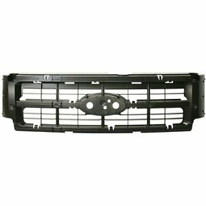 New Header Panel Grille Reinforcement Plastic Dark Gray Fits Ford Escape 2008 12