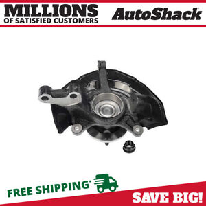Front Right Steering Knuckle With Bearing For 2004 2008 2009 2010 Toyota Sienna