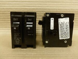 New Nto Cutler Hammer Cl Cl215 2 Pole 120 240v 15 Amp Circuit Breaker Classified