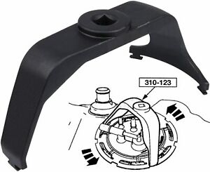 6599 Fuel Tank Lid Lock Ring Wrench Tool For Easy Removal And Installation