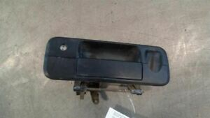 Black 2007 13 Tundra Tailgate Outer Outside Handle 7071121