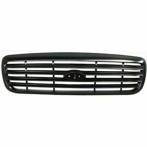 New Grille Fits Ford Crown Victoria 1999 2011 Fo1200379 Xw7z8200aaa