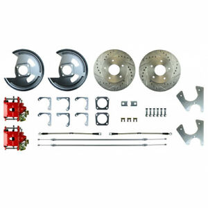 Right Stuff Afxrd05z Gm 10 12 Bolt Rear Disc Brake Conversion
