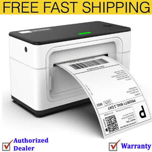 Munbyn Thermal Shipping Label Printer 4x6 Mail Postage Label Printing Marker