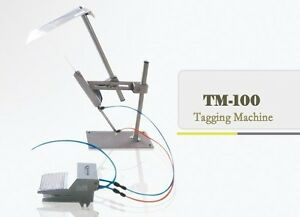 Automatic Tagging Machine tm 100 3 For Socks Carpet Towels clothing