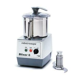 Robot Coupe Blixer6 7 Qt Two Speed Blixer