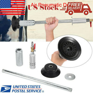 Air Pneumatic Dent Puller Car Auto Body Repair Suction Cup Slide Hammer Tool Kit