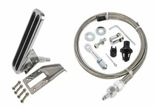 Jegs 157416k2 Gas Pedal Assembly Kit Universal Floor Mount