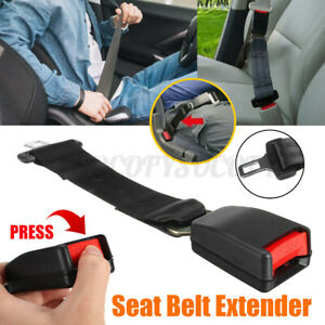 14 Universal Car Seat Seatbelt Safety Extender Belt Extension With 7 8 Buckle