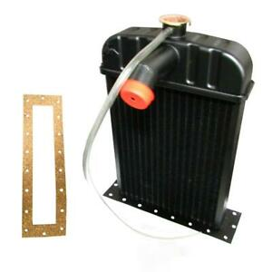 4 Row 351878r92 Radiator For International Fits Case Fits Cub Lo Boy With Cap