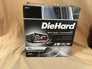 Diehard Dh137 6 Amp Battery Charger