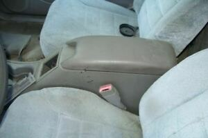 Floor Center Console Lid Only Gray 1994 Chevrolet S10 S 10 Carrm