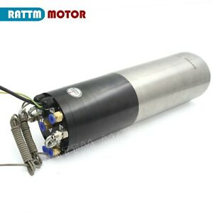 1 8kw 220v Atc Spindle Motor Iso20 Water Cooled Spindle For Cnc Router Machine