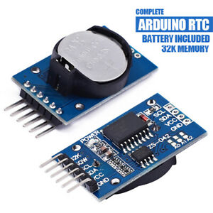 Ds3231 At24c32 Iic Precision Clock Rtc Memory Electronic Mold Fit For Arduino