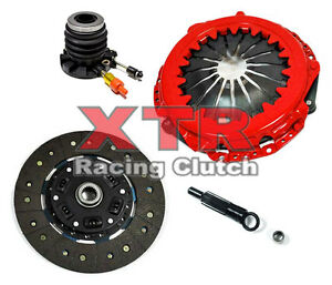 Xtr Stage 1 Clutch Kit W Slave Cyl 1993 00 Ford Explorer Ranger Mazda B4000 4 0l