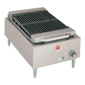 Wells B 44 16 In Electric Charbroiler