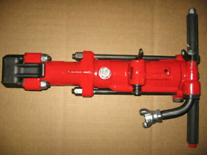 Chicago Pneumatic Tool Rockdrill Cp 69 Rock Drill