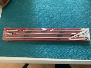 Brand New Snap On 1 4 Inch Drive Wobble Extension Set