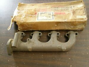 Nos Oem Ford 1963 1967 260 289 Exhaust Manifold Mustang Galaxie 1964 1965 1966