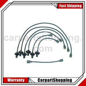 1 Denso Auto Parts Spark Plug Wire Set For Chevrolet Corvair