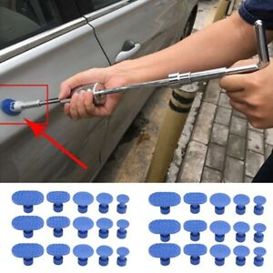 30pcs Car Body Dent Removal Pulling Tabs Paintless Puller Tabs Repair Tools Us