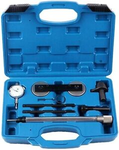 Engine Dial Indicator Gauge Timing Locking Tool Kit