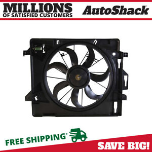 Electric Cooling Fan For 2009 2014 Routan 2008 2015 Grand Caravan Town Country