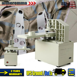 Electric Curtain Eyelet Hole Punch Machine Mcl k2 300w Punching Equipment 110v